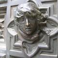 Visage de bronze