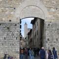 San Giminiano - Entrée