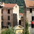 Les vieux quartiers et la chapelle. Copyright Olivier GOMEZ
