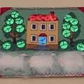 Annie F. La Petite Maison dans la Prairie pour Claudine L.