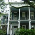 maison d'Anne Rice garden district