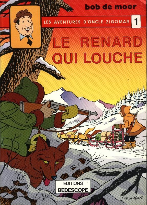 1. Le renard qui louche (N/B) 1979