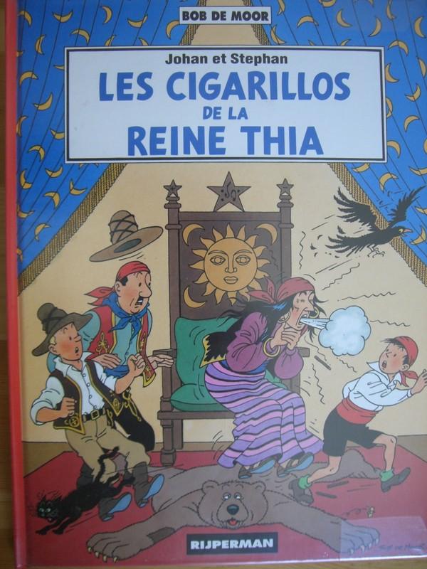 3a. Les cigarillos de la reine Thia (Boogaloo 1988)
