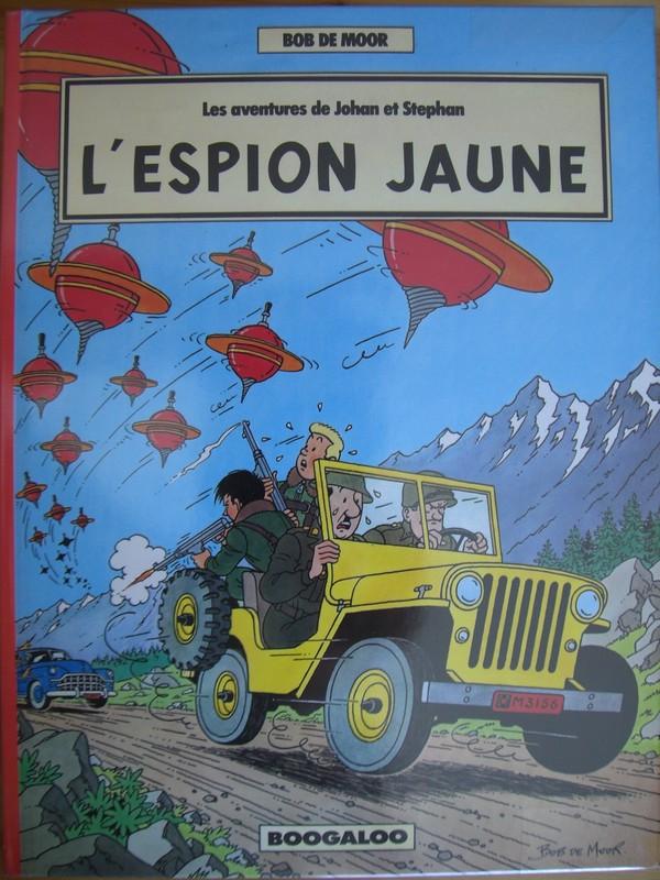 5a. L'espion jaune (Rijperman 1987)