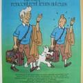 1981 : dessin de Bob dans Tintin