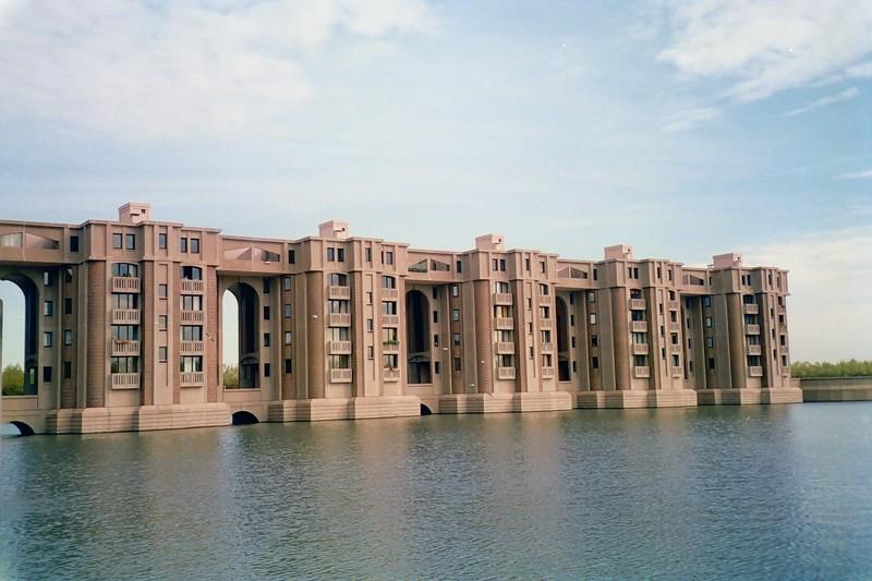 Les espaces d 39 abraxas noisy le grand france france Architecture noisy le grand