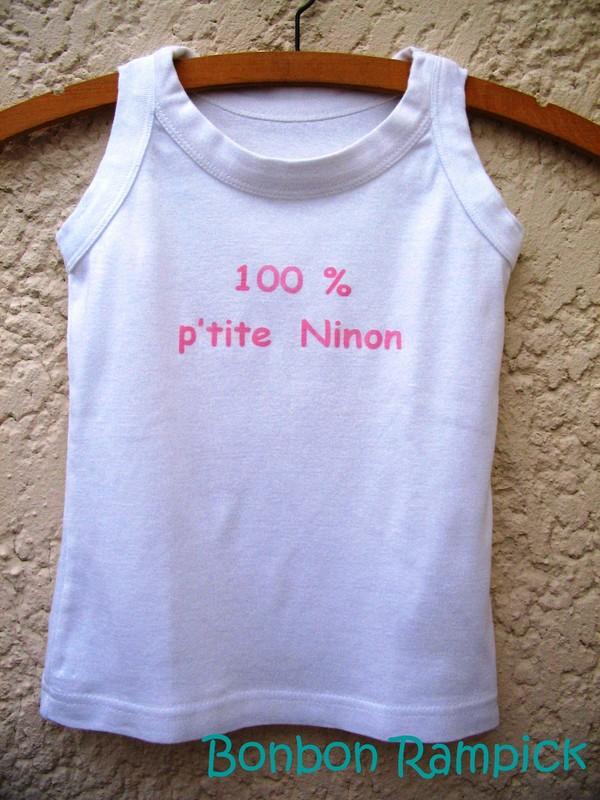 Pour Ninon