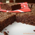 Brownies au chocoalt de Pascale Weeks