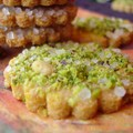 KKVKVK 7 les sablés sans gluten les sucrés pistache sucre perlé