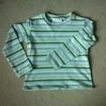 Tee shirt ML Ottobre, jersey myrtille été 2006