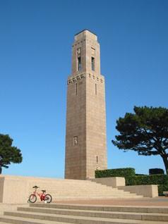 Le monument américain
