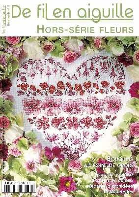 De fil en aiguille hors s rie fleurs n 8 photo de de fil en aiguille - Salon fil en aiguille ...