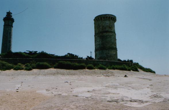 Ile de Ré, phare des Baleines