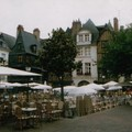 Tours, place Plumereau