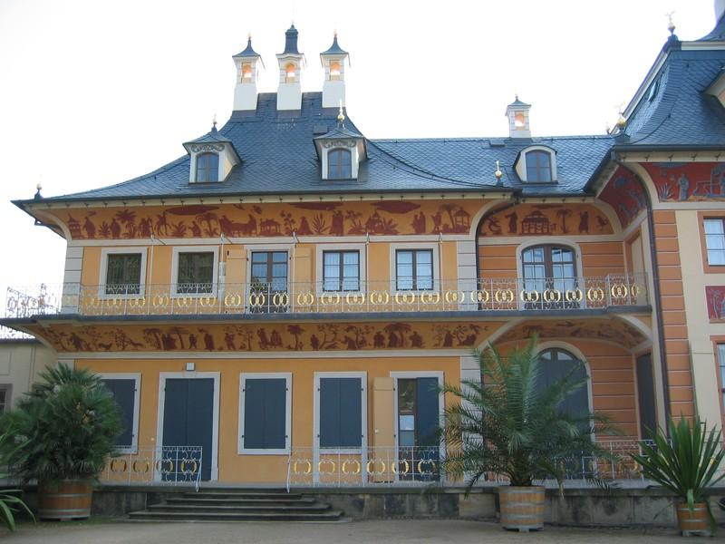 1._Le_chateau_de_Pilnitz