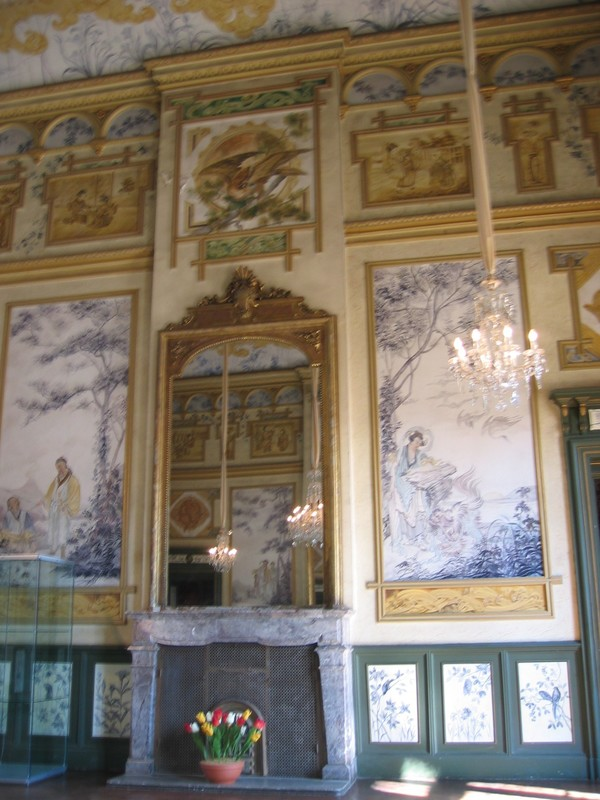 3. Salle chinoiserie