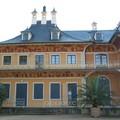 Le pavillon chinois du château de Pilnitz