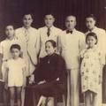 Portrait de la famille Truong