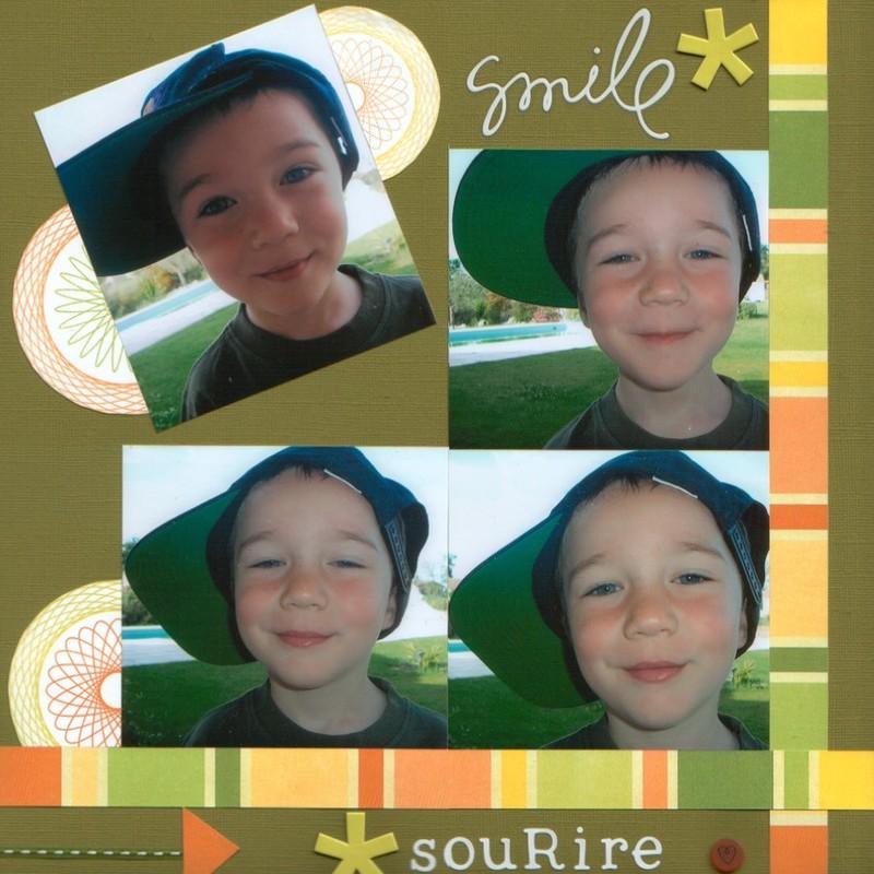 sourire à la vie page 1