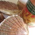 Saint-Jacques à la Ciboulette Thaï, Caramel : Kikkoman sauce soja sucre de Palme Gingembre lit de Choucroute