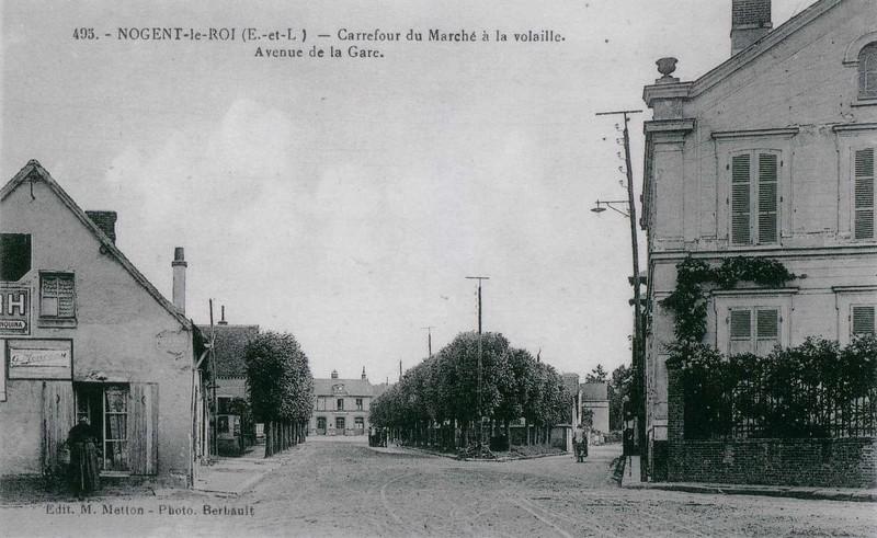 Rue de la Volaille