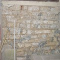 Reprise de bas de mur