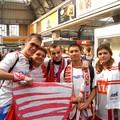 A la Gare de l'Est