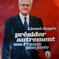 Affiche collector du 2e tour des Présidentielles de 2002