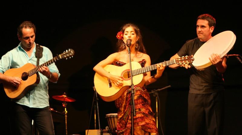 Concert à Bauru, Sao Paulo, Brésil