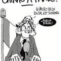chirac a parle