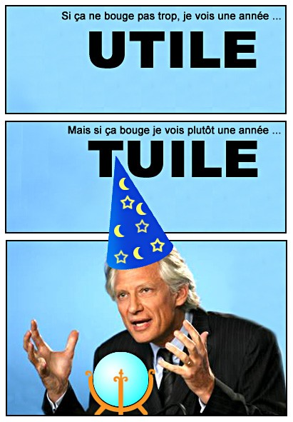 une annee a tuile
