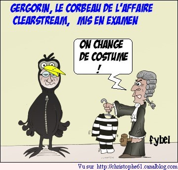 on change de costume