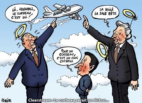 chirac villepin sarkozy 11.05