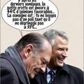 chirac villepin et les sondages