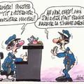vedette police prison