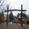 L'entrée de Christiana