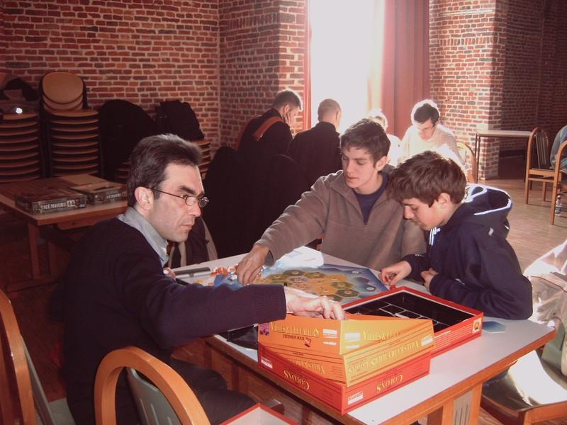 Découvrez l'Histoire par les jeux de société le 29 janvier 2006