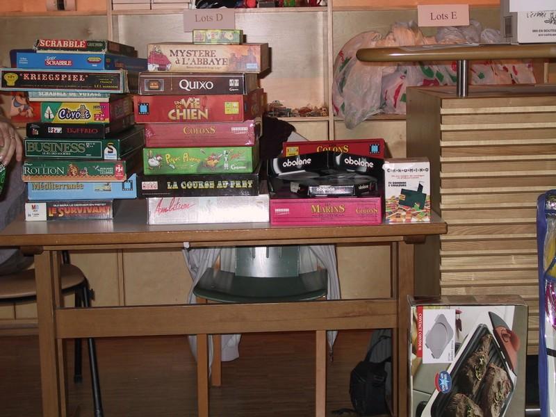 Tournoi Colons de Catane et Multi Jeux du 10 octobre 2006