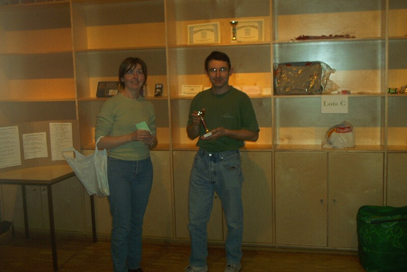 Tournoi Risk et Multi Jeux du 4 avril 2004