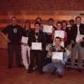 Montée en grades des joueurs Héroïka le 5 juin 2005