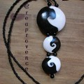 swirls noir & blanc