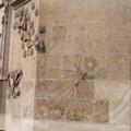 Petit cadran solaire & coquilles St Jacques (cf pélerinage)