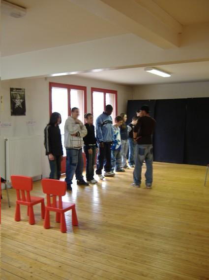 Atelier Cadets (saison 2005/2006)