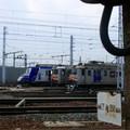 Quelques têtes de trains apparaissent