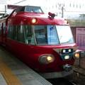 Meitetsu Panorama car 7000 (7025) since 1961, Kanayama eki