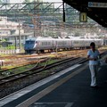 Ariake 787 quittant la gare de Kumamoto