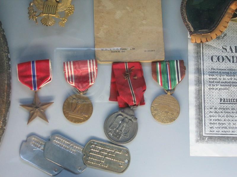 des medailles