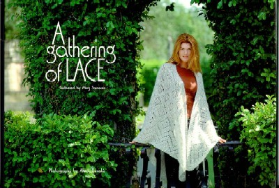 Gathering of lace