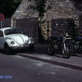Cox et motos Arcueil 1979