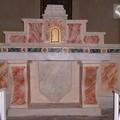 autel de la chapelle fini